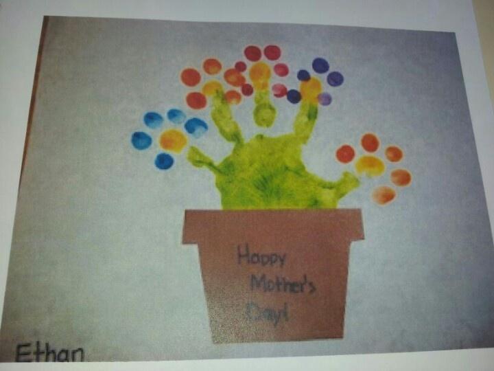 bloem voor mama