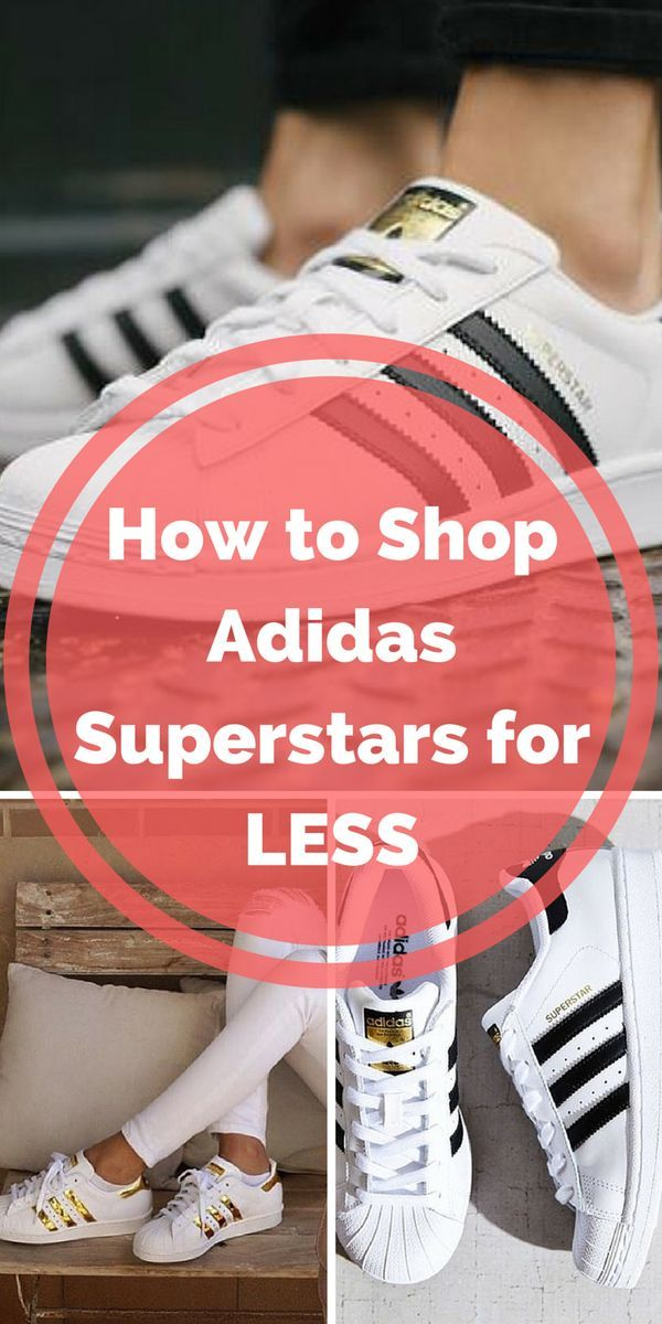 Step up your shoe game with brand new Adidas Superstars at up to 70% off! Tap to download the free app and take advantage of unbelievable daily deals. Don't miss out!