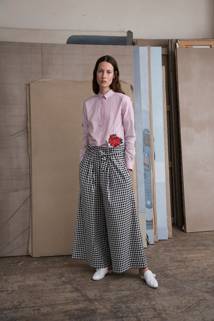 Each x Other Resort 2017 Fashion Show