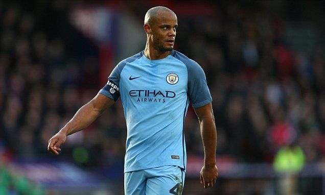Manchester City captain Vincent Kompany doesn't fear injury recurrence
