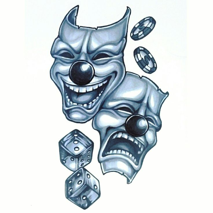 #SkinEvolutionTattoo #KONOMI #konomiangel #tattoo #blackandgray #Chicano #twoface #dice #タトゥー #トゥーフェイス