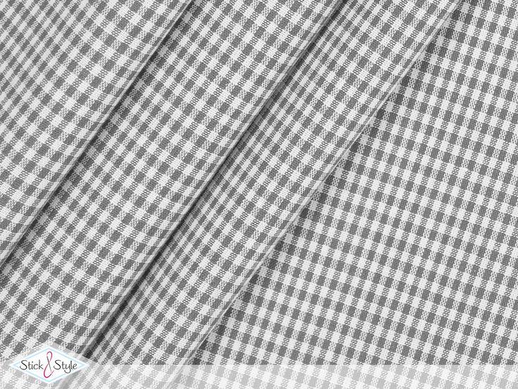 Ein Klassiker: unser Baumwollstoff Karo - das perfekte Basic für unzählige Nähprojekte. Die riesige Auswahl an unseren Basisstoffen (Uni, Karo, Punkte, Sterne & Streifen) ermöglicht nahezu unendlich viele fantastische Kombinationen....