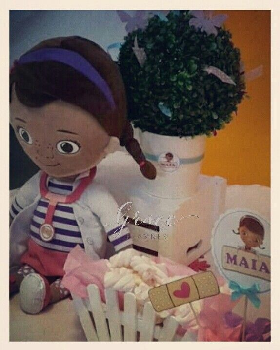 Doc McStuffins party ideas