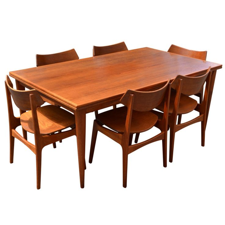 teak dining table room chairs chubby brothers hidden sonoma 6 set 10 chair