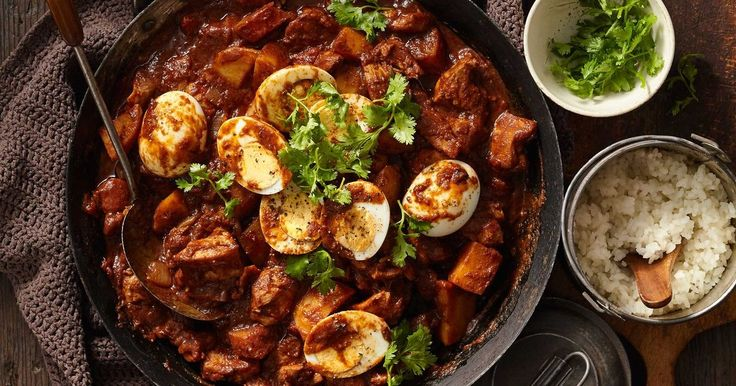 Whip up this traditional East African curry for a spicy midweek meal. The berbere spice blend also makes a great rub for barbecues.