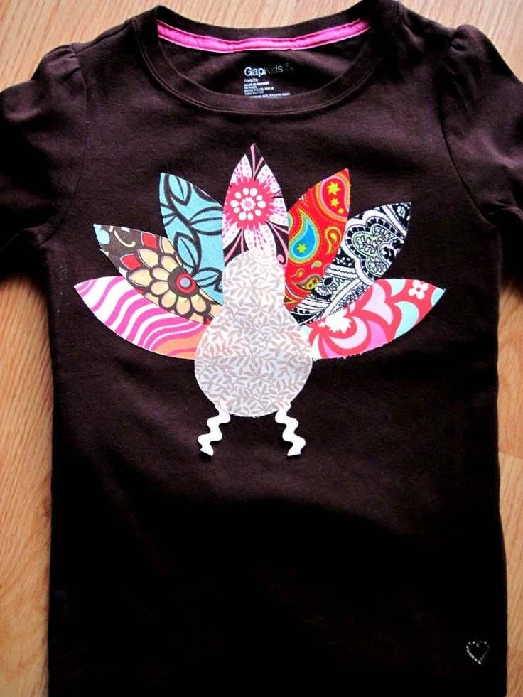 Another turkey shirt!