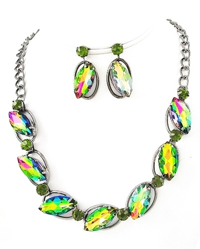 {NEW!} Galaxy Necklace Set: Diy Videos, Signature Style, Beading Ideas, Necklace Set, Style Jewelry