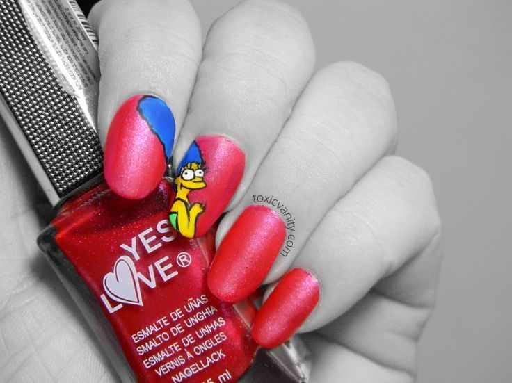 Marge Nails