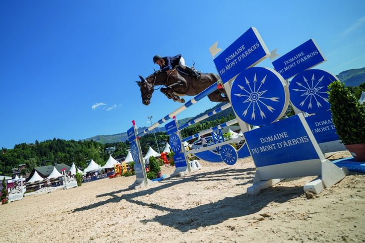 Du 12 au 17 juillet 2016 aura lieu le Jumping International de Megève – Edmond de Rothschild !