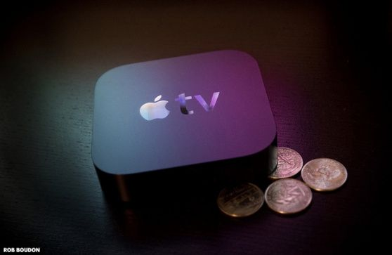 Apple TV adds HBO Go, WatchESPN, SkyNews, Qello, & Crunchyroll apps to its native lineup.