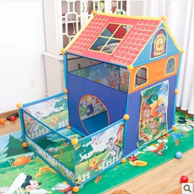 pas cher new int rieure tentes pour enfants enfant tente. Black Bedroom Furniture Sets. Home Design Ideas