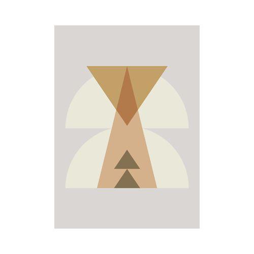 Ferm Living - Inka Poster - GRATIS FRAGT