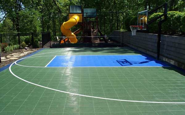 125 Best Images About Sport Court On Pinterest Backyard