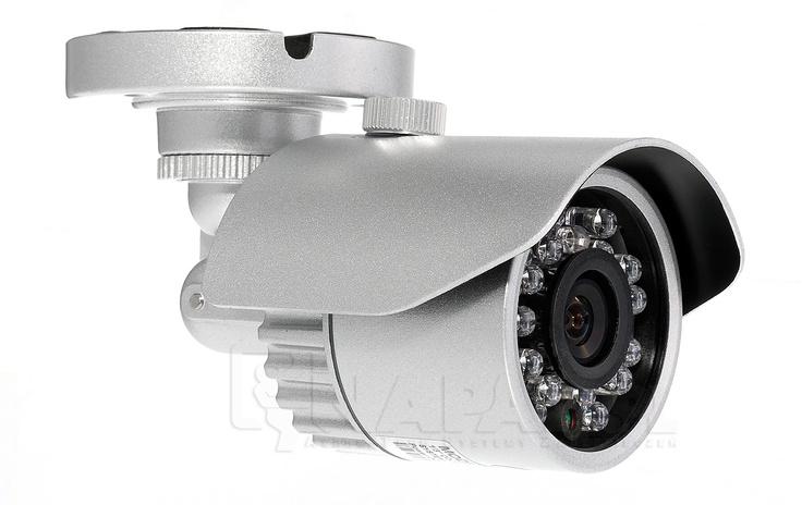 Kamera przemysłowa AT TI560A z oświetlaczem podczerwieni. Przetwornik 1/3 Sony 600/700TVL Obiektyw 3.6mm, 23 diody IR LED. Kamera AT TI560A z promiennikiem IR jest wysokiej jakości kamerą do monitoringu 24h na dobę. Kamera z IR LED pozwala na dokładne monitorowanie obserwowanych obiektów niezależnie od pory dnia i nocy. Wbudowany czunik automatycznie uruchamia diody LED i oświetla teren obserwacji w porze nocnej. Solidna obudowa gwrantuje jej niezawodność. Zobacz więcej kamer…