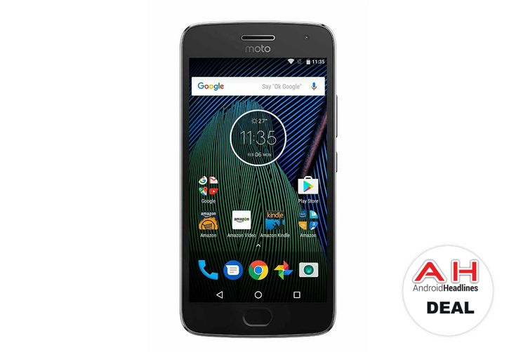 Deal: Moto G5 Plus Unlocked Android Smartphone for $209 – 3/14/18 #Android #Google