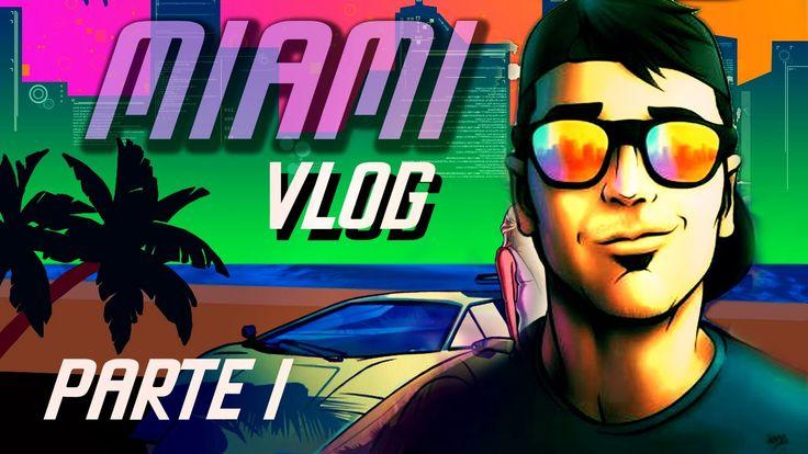 VLOG | FIESTAS, ARMAS Y MOTOS ACUÁTICAS - Miami 2015 (Parte 1)