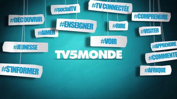 TV5MONDE : TV internationale francophone : Info, Jeux, Programmes TV, Météo, Dictionnaire.