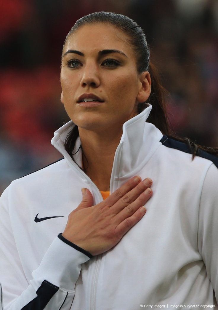 Hope Solo, USA, Women's Soccer