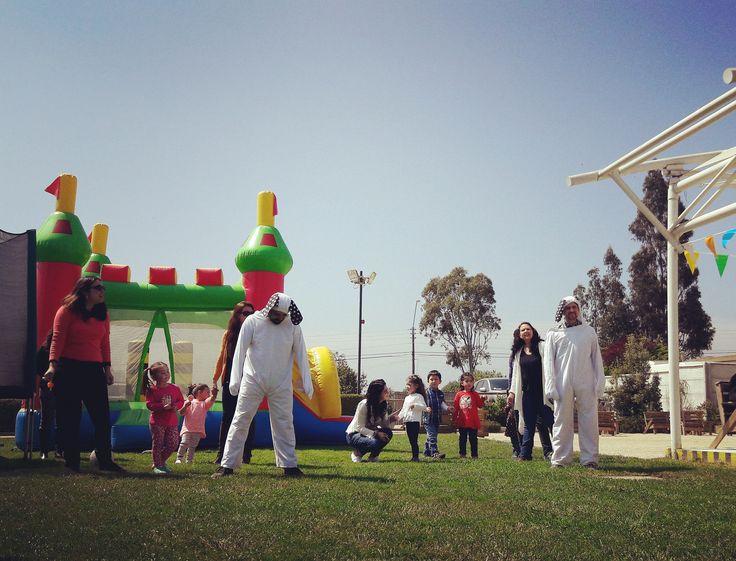 https://flic.kr/p/MXbaqy | Disfrutando con los papás | Una experiencia para disfrutar en familia www.solardelmonte.cl