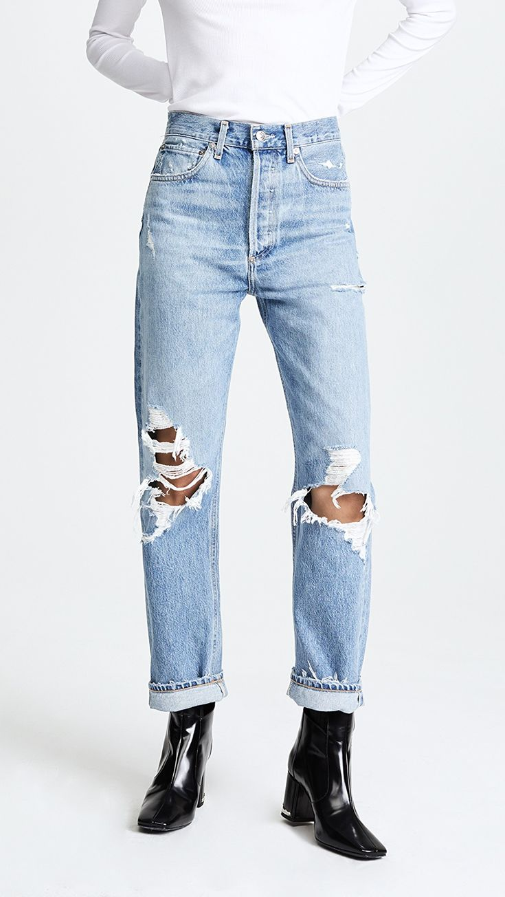 Agolde 90s fit mid rise loose fit jeans loose fit jeans