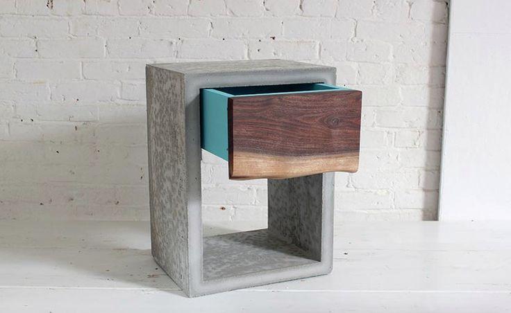 du suchst eine anleitung um einen nachttisch selber zu bauen dann schau dir diese. Black Bedroom Furniture Sets. Home Design Ideas