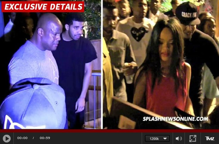 So Drake and Rihanna walk into a club ... which means they were banging, right?  The former couple hit up Griffin nightclub in NYC Monday night ... and according to photogs they were there for nearly 2 hours and left at around 3 AM -- 21 minutes apart.   Eyewitnesses inside the club tell TMZ ... Drake and Rihanna had tables next to each other and were deep in conversation, flirtatious and whispering in each other\'s ears.  Enough evidence for you?