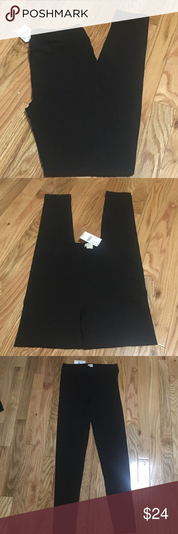 J.Crew black legging Size XXS J.Crew Black leggings style# 51023. J. Crew Pants Leggings