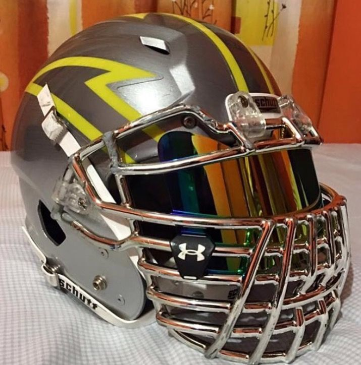 Football Visors For Helmets : The best football facemask ideas on pinterest