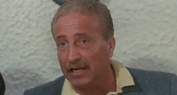"""Guido Nicheli in """"Vacanze di Natale"""" (1983)"""