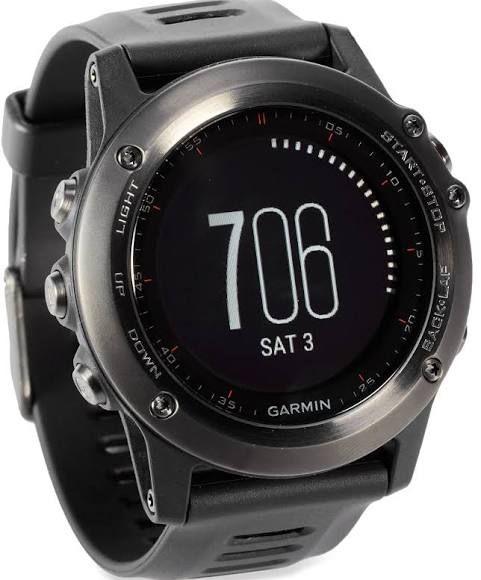 Garmin Fenix 3 GPS Watch Gray