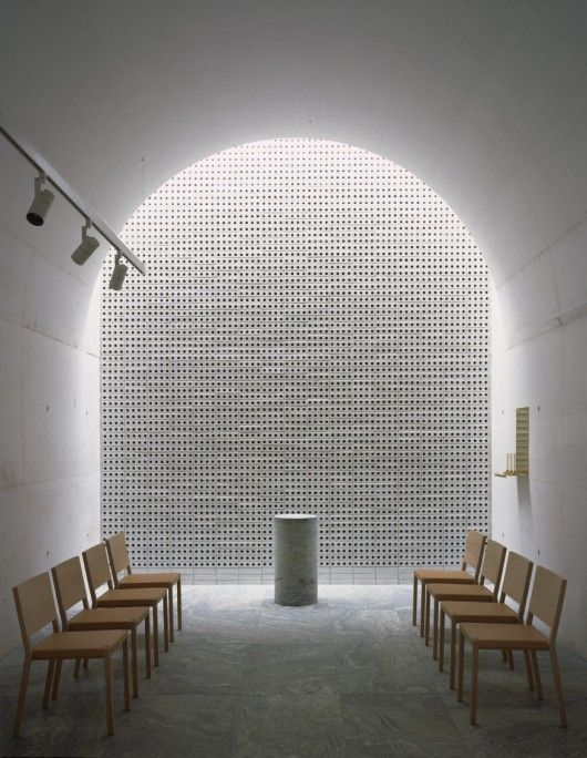 © Ioana Marinescu Architects: Johan Celsing Arkitektkontor Location: Sockenvägen 492, 122 33 Enskede, Sweden Design Team: Stefan Andersson, Göran