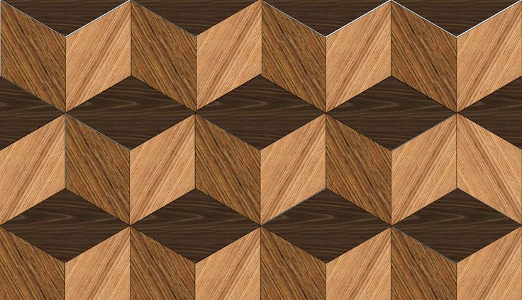 We have a design like shown above. What does it looks like? Small boxes pilling up, right? What if we made it from wood? We cut the wood into that shape and size, and put it together like puzzle on...