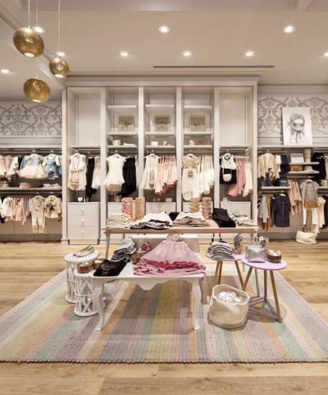 Bardot Junior Store by Annie Lai Architects at Chadstone Shopping Centre, Melbourne – Australia » Retail Design Blog