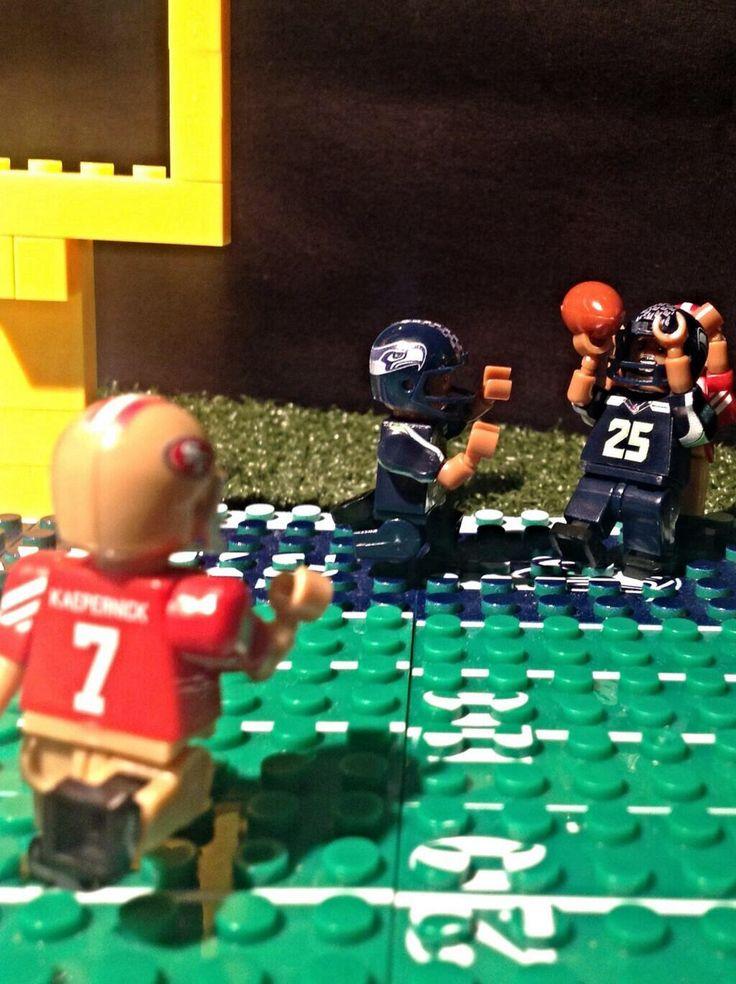 Lego seahawks lego pinterest lego haha and seahawks