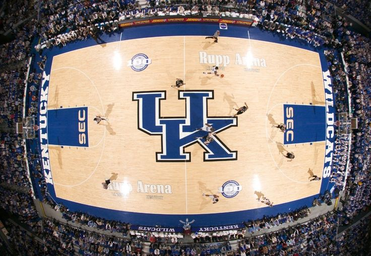 Rupp Arena Among top 10 Arenas in College Basketball - Kentucky Wildcats Basketball - Nation of Blue - The Home to UK Fans Worldwide