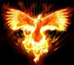 Zhar-Ptitsa En el folclore ruso, el pájaro de fuego es un pájaro mágico que brilla intensamente de una tierra lejana, y es bendición y condena a la vez para su captor. El pájaro de fuego es invariablemente descrito como un gran ave de majestuoso plumaje que brilla intensamente con una luz roja, ámbar y amarilla, como una hoguera que es sólo el pasado de una llama turbulenta. Las plumas no dejan de brillar intensamente si se quitan, y una pluma puede iluminar un gran cuarto si no es cubierta.