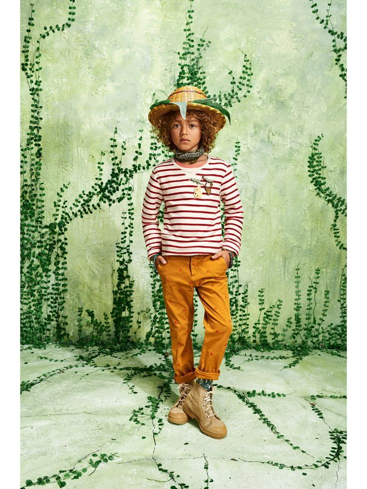 Scotch & Soda Spring/Summer 17 collection Available on Smallable : http://en.smallable.com/scotch-soda Boys. Girls. Toddlers. Childrenswear. Fashion. Summer. Outfits. Clothes. Smallable