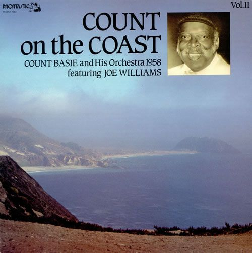 Count Basie Count On The Coast Vol. II 1983 Swedish vinyl LP PHONT7555: COUNT BASIE Count On The Coast Vol. II (1983 Swedish only 10-track…