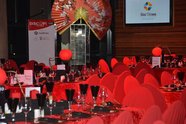 Gala Dinner in Sandton Johannesburg
