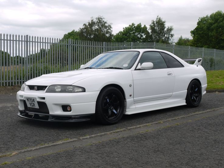 1995 Nissan R33 GTR V-Spec 650PS HKS Engine HKS Turbos