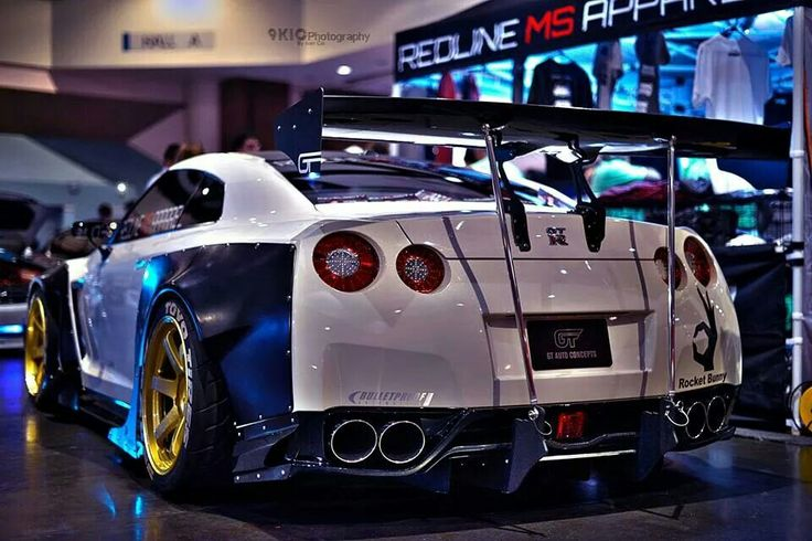 How do u like me now? Nissan GTR