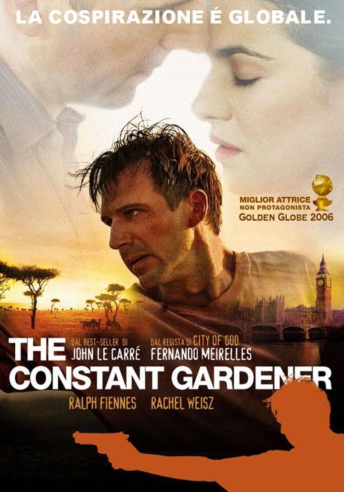 The constant gardener.