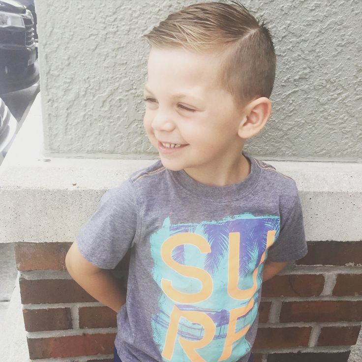 Boy Haircuts For Summer : Best ideas about summer haircuts on blond