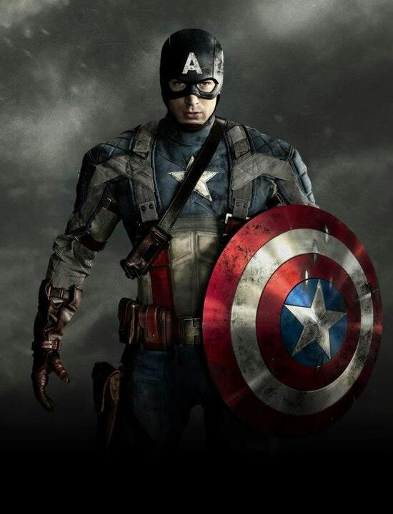 """""""I am a man who will fight for your honor. I'll be the #hero you're dreaming of."""" -Glory Of Love by Peter Cetera (@TweeterCetera) #CaptainAmerica"""