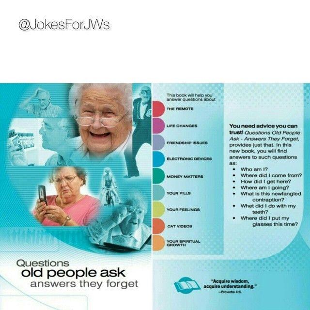 Jokes For JWs - JW Memes @jokesforjws My OCD is horrend...Instagram photo | Websta