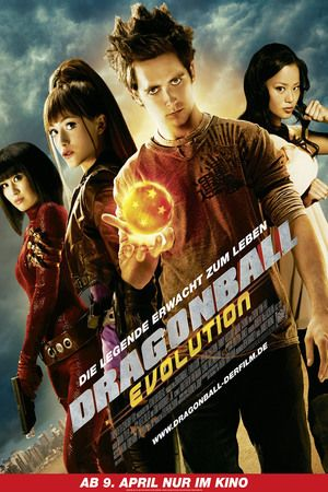 Watch Dragonball Evolution Full Movie Streaming HD