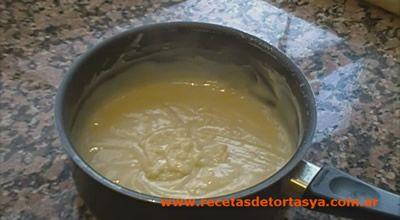 """Crema Pastelera """"Federica"""""""
