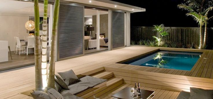 Quality Installer and Supplier of Wood Plastic Composite Decking Cape Town