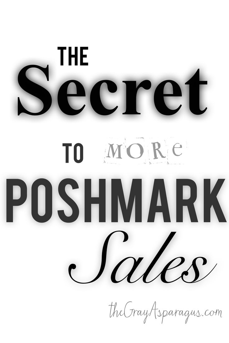 We are all searching for the secret to more Poshmark sales, and the title of this post should probably have a big ol' question mark at the end of it. If you have been reading this blog for any length of time you will note that my opinions evolve and change while on myRead more