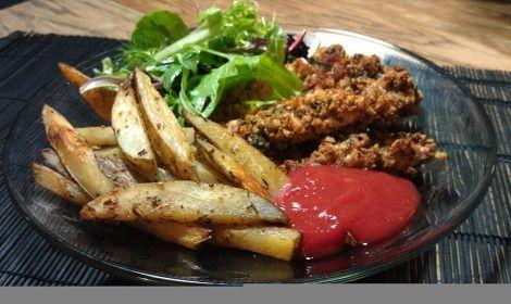 Tomato-Free Ketchup (No Tomato, Low-Amine, Gluten-Free, Soy-Free, Vegan)